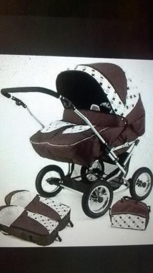 BRAND NEW double pram for twins