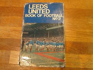 Copy of Leeds United Book of Football No 2 from
