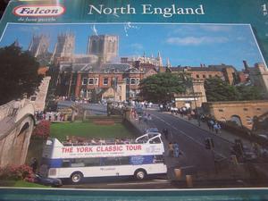 Falcon  Piece Jigsaw Puzzle York Minster, York 865