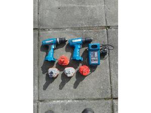 For Sale 2 makita drills in St. Columb