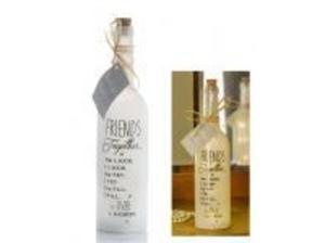 Friends Together Starlight bottle in Abertillery