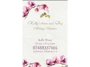 Kelly's cleaning and Dog Sitting Services in King's Lynn