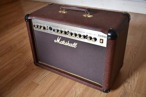 Marshall AS50D Acoustic Soloist amp, very good condition