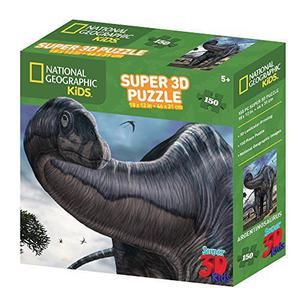 "National Geographic NG ""Kids Super Argentinosauru s"" 3D"