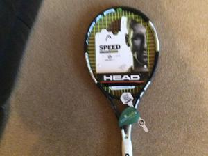 New Head ultimate speed lite tennis racket