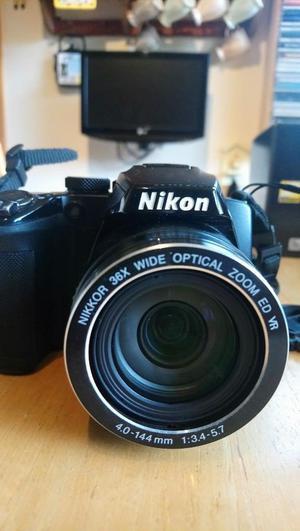 Nikon Coolpix Compact Digital Camera