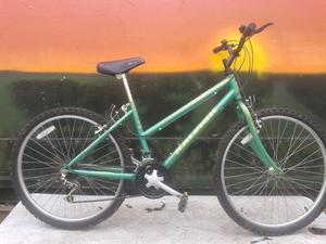 Raleigh Zest Ladies Girls Bike 26 inch Small Adult frame Mint Condition