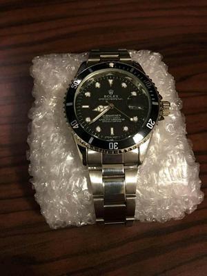 Rolex Submariner Watch Black