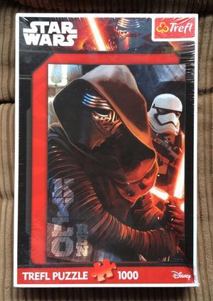 Star Wars Kylo Ren  Piece Jigsaw Puzzle NEW SEALED