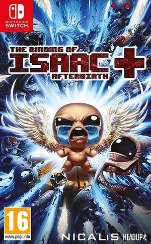 The Binding of Isaac Afterbirth+ - Nintendo Switch