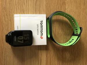 Tomtom runner 3 with heart rate monitor and music