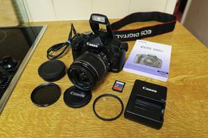 Canon EOS 500D with Canon EFS mm IS Lens