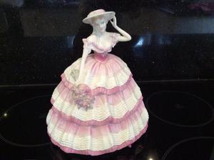 Coalport Limited Edition figurine (