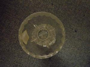Edinburgh Crystal Vase Posot Class