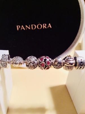 Genuine Pandora Charms & Clips from £15