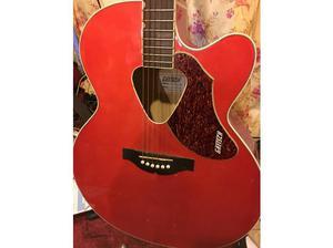 Gretsch Rancher Jumbo Accoustic Guitar in Swansea