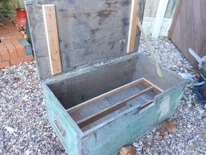 Original Box of Old Carpenters Wooden Planes (20 pieces)