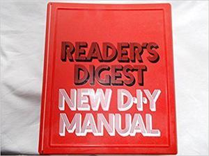 Reader's Digest DIY manual