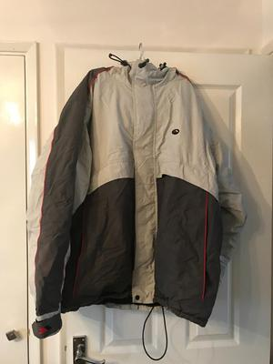 Ski Jacket and sallopettes Used but good condition