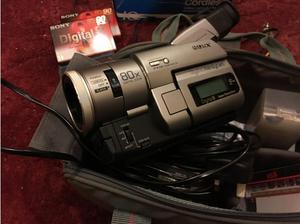 Sony Digital 8 Camera in Swansea