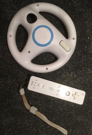 Wii Remote Steering Wheel