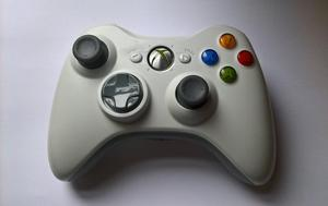 XBOX 360 Official Wireless Controller Gamepad White