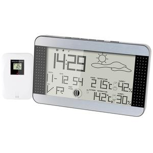 Alecto Wireless Weather Station WS- Silver