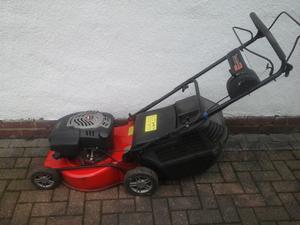 Champion Self Propelled Petrol Lawnmower 18 inch... SERVICED