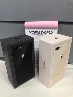 IPhone 8 Plus 256gb Gold unlocked brandnew