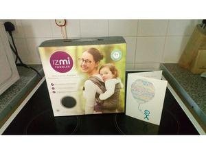 Izmi Toddler Carrier 9 months + BRAND NEW UNUSED IN BOX in