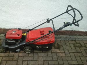Mountfield SP474 Self Propelled Petrol Lawnmower... SERVICED
