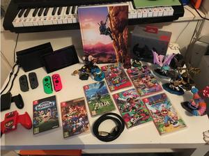 Nintendo switch HUGE bundle in Camden