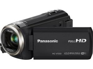 Panasonic camcoder hc v550