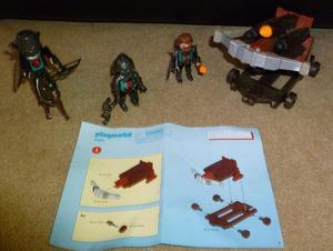 Playmobil  Falcon Knights Multi Fire Crossbow