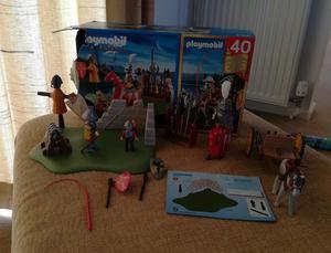 Playmobil  Knights 40th Anniversary Set