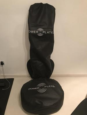 Power Plate my5 black in excellent condition for sale !