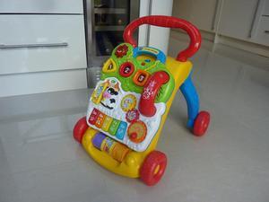 Vtech First Steps Baby Walker Instructions