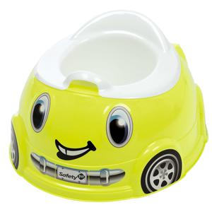 Safety 1st Car Potty Trainer Fast and Finished Lime