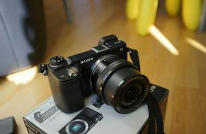 Sony Alpha NEX-6 Camera BUNDLE