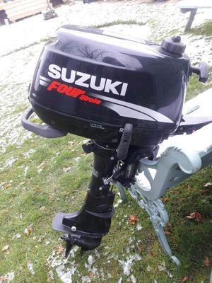 Evinrude 4hp twin 2 stroke posot class for Suzuki 2 5 hp 4 stroke outboard motor