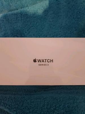 Unopened Apple Watch Series 3 GPS