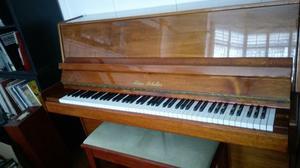 Upright Piano - Walnut