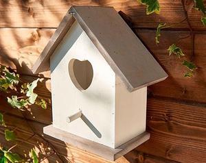 Wooden Nesting Box