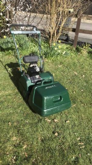 Atco balmoral 14se Petrol Key Start Cylinder Lawn Mower