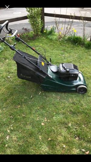 Hayter Harrier 48 Petrol self drive Lawn mower