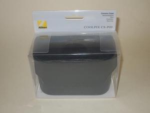 Nikon CS-P09 Leather Carrying Case for Nikon Coolpix P