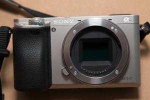 Sony A Mirroless Digital Camera Body Only