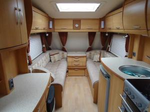 ACE AWARD BRIGHTSTAR  LUXURY 2 BERTH WITH MOTOR MOVER