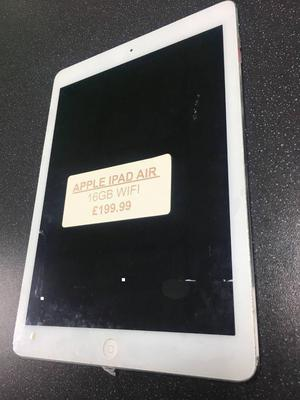 Apple iPad Air 16GB WIFI White