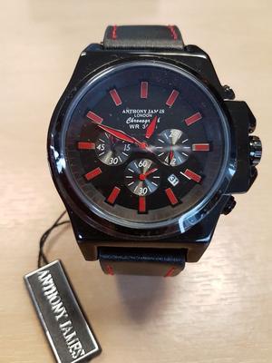 Brand new Anthony James Watch – Chronograph.